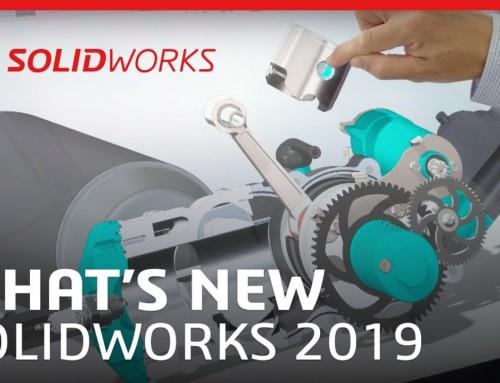 SolidWorks 2019 novosti