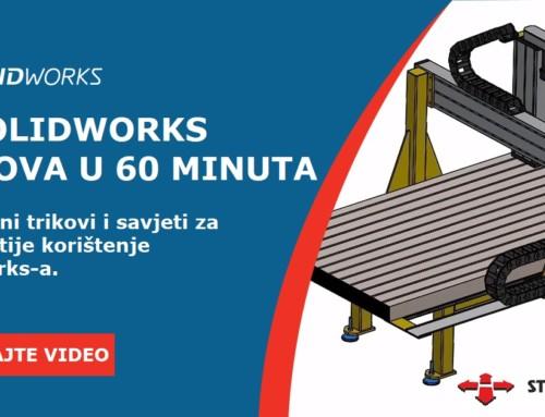 60 SOLIDWORKS TRIKOVA U 60 MINUTA